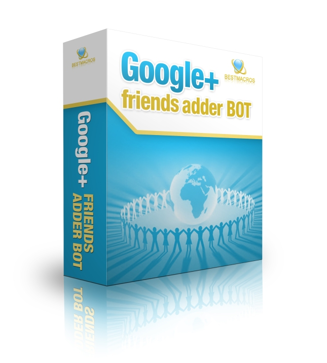 Google+ friends adder BOT