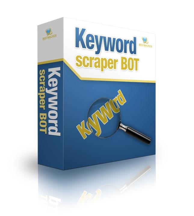 Keyword scraper BOT
