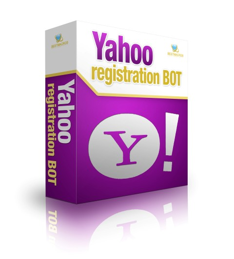 Yahoo account creator bot is now available for free