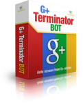 G+ Terminator has been updated to version 1.1