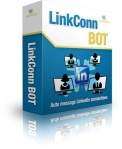 LinkConn bot has been updated to 2.10